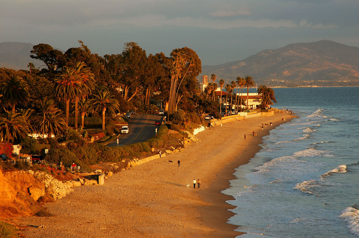 Close to Montecito Beaches