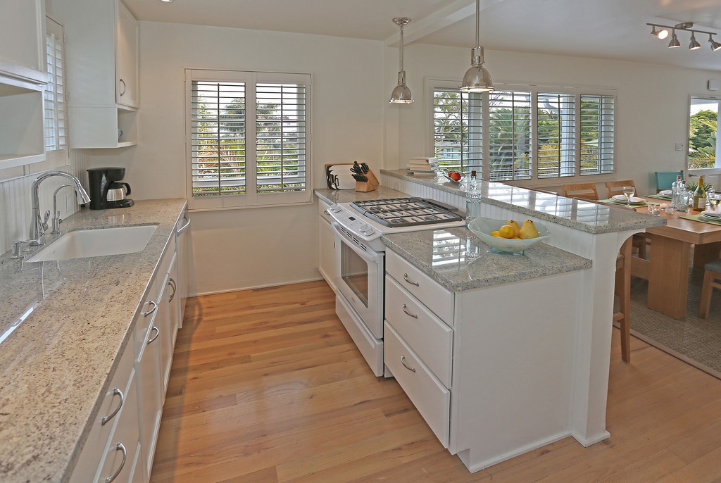 Marble counters and convenience