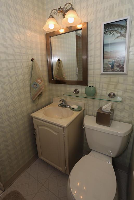 East Hall Bathroom