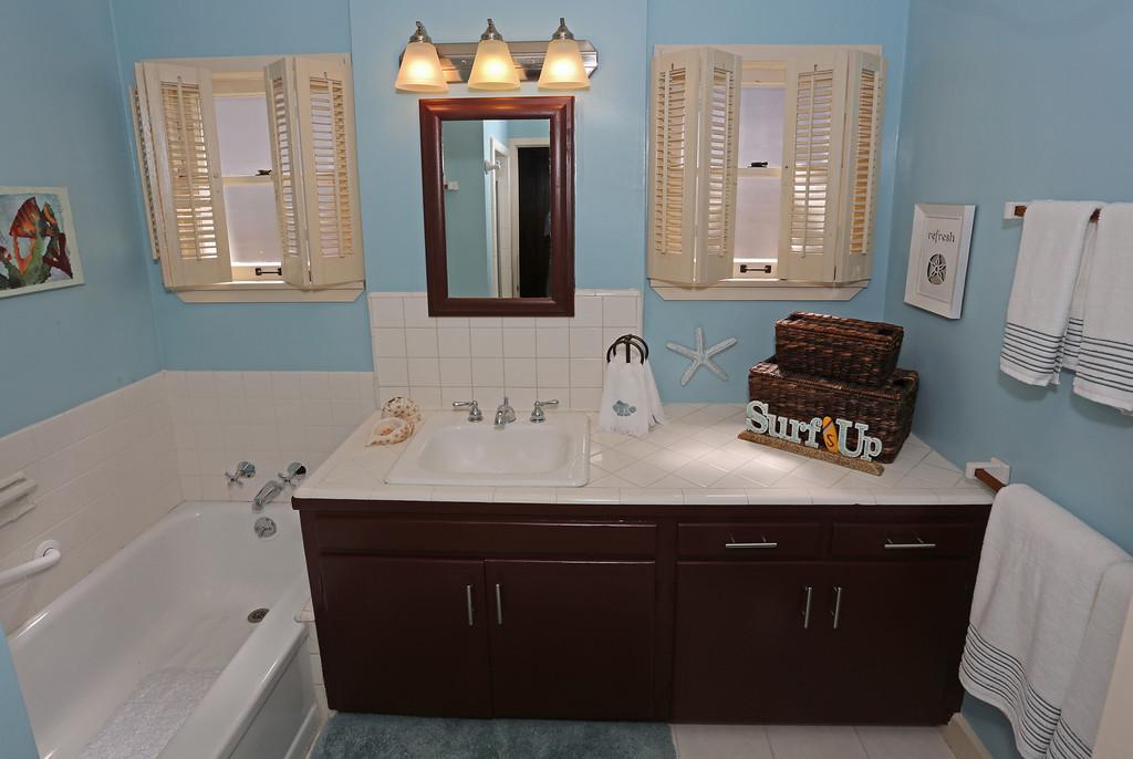 West hall Bathroom