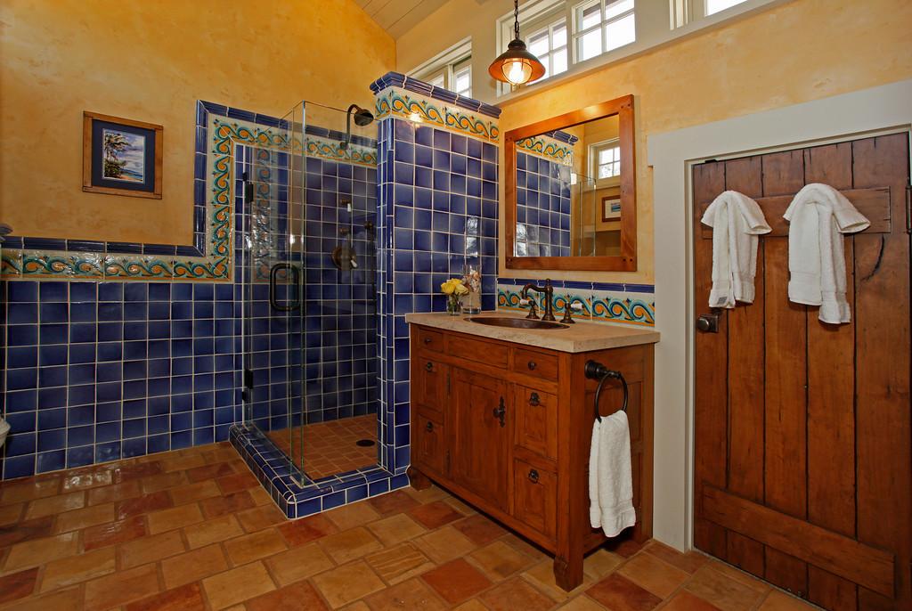 Upstairs Master Bathroom #2