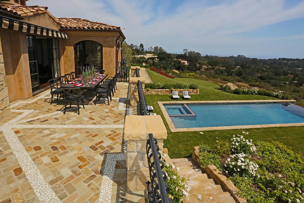 Truly spectacular veranda