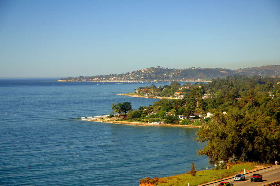 Montecito Coastline