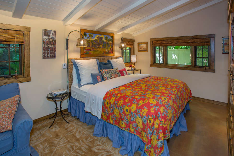 Studio Cottage with king-size bed
