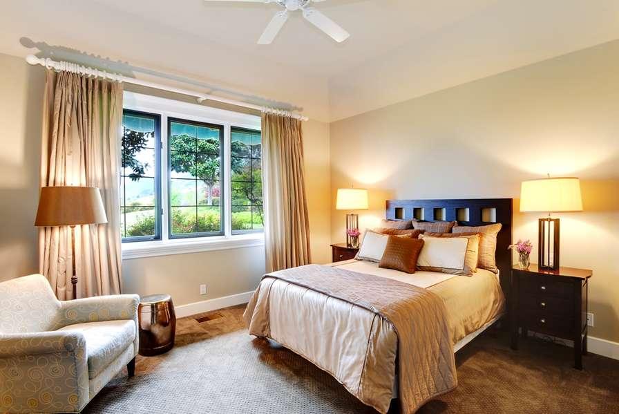 West Guest Suite #2 w/queen bed