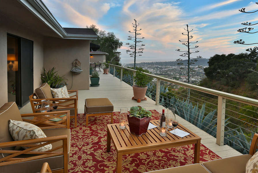 Riviera location offers memorable views