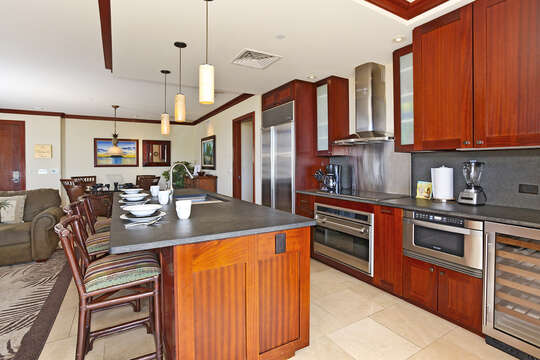 Roy Yamagucci Designed Kitchen