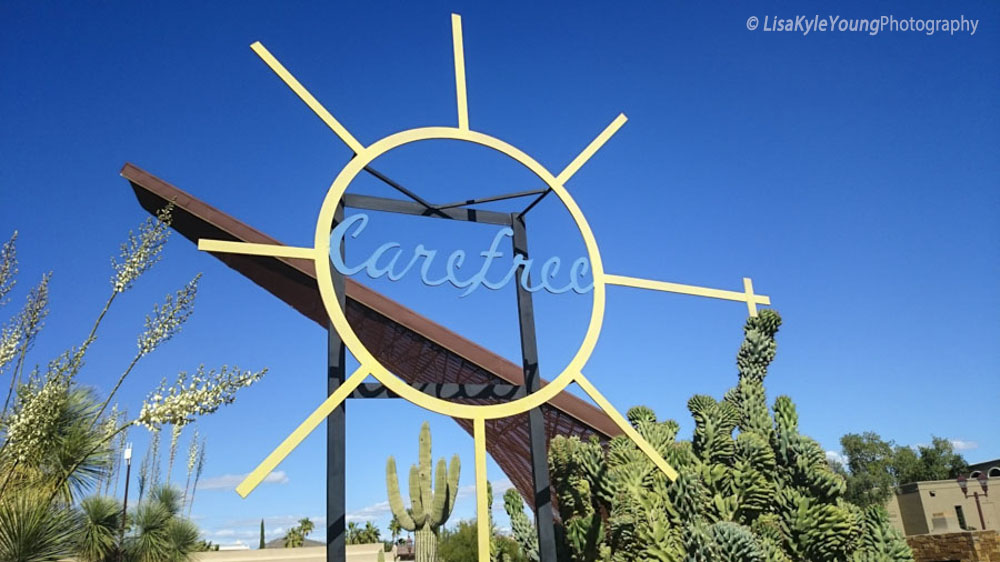 Carefree is a great small town with easy access to the city