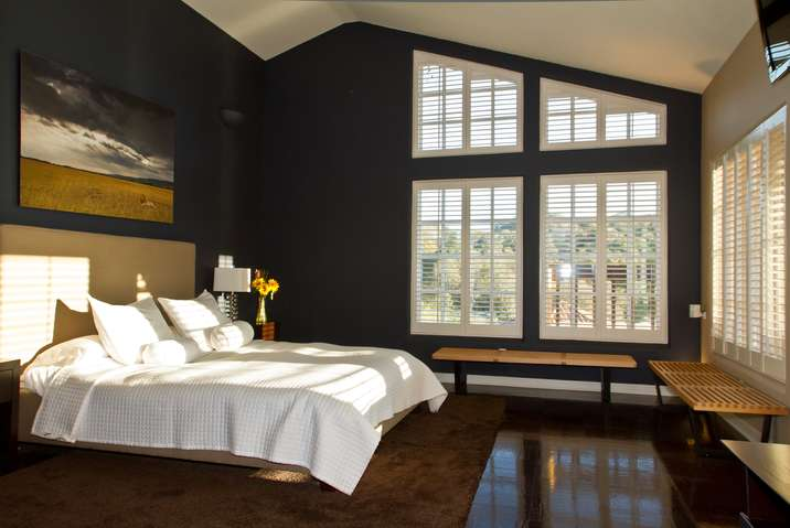 Master Suite, main house