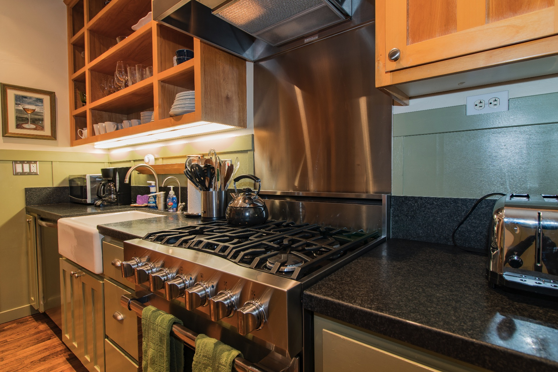 Upgraded Kitchen - Very Sweet