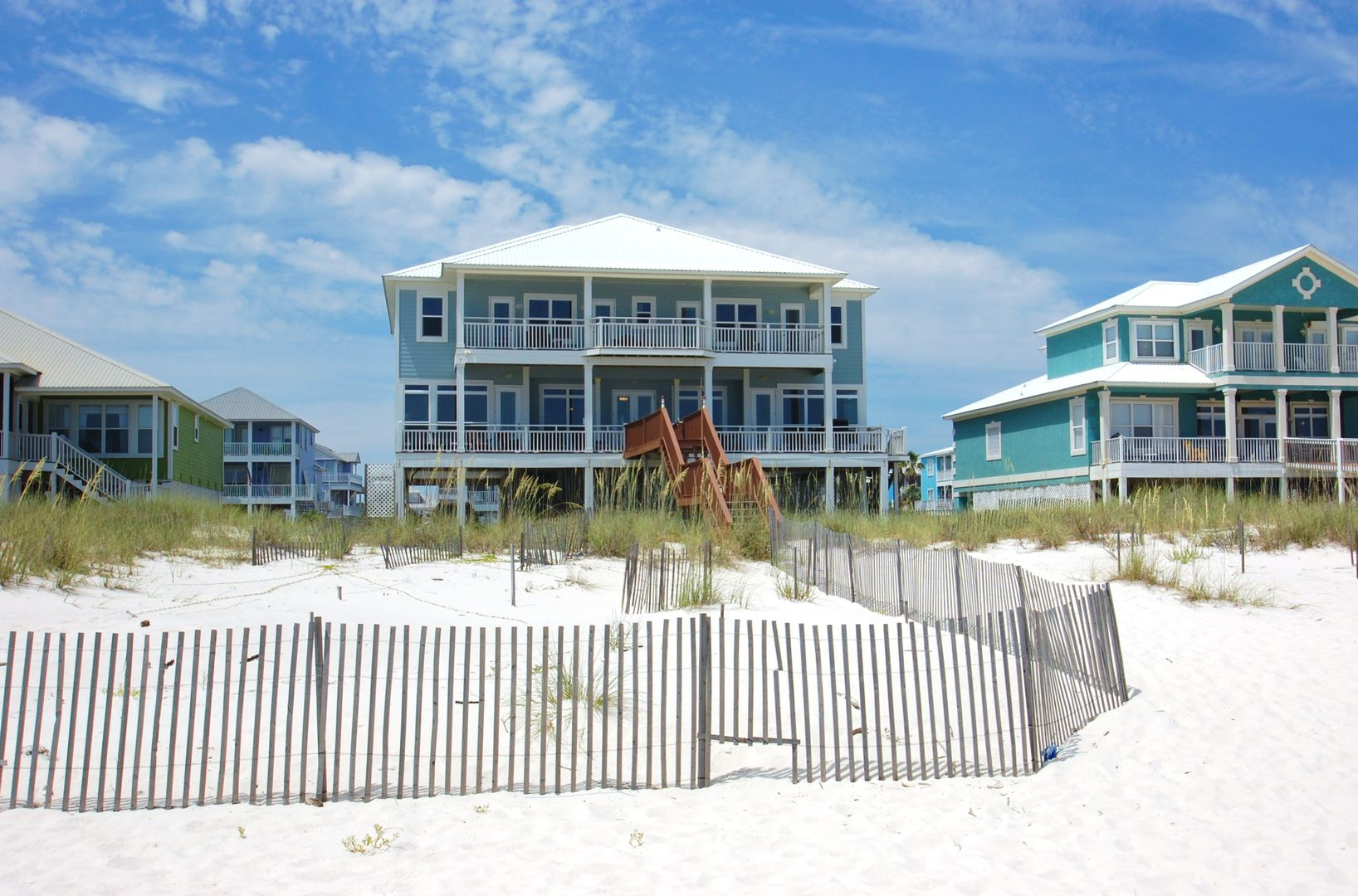 Beach Front House Al In Fort Morgan