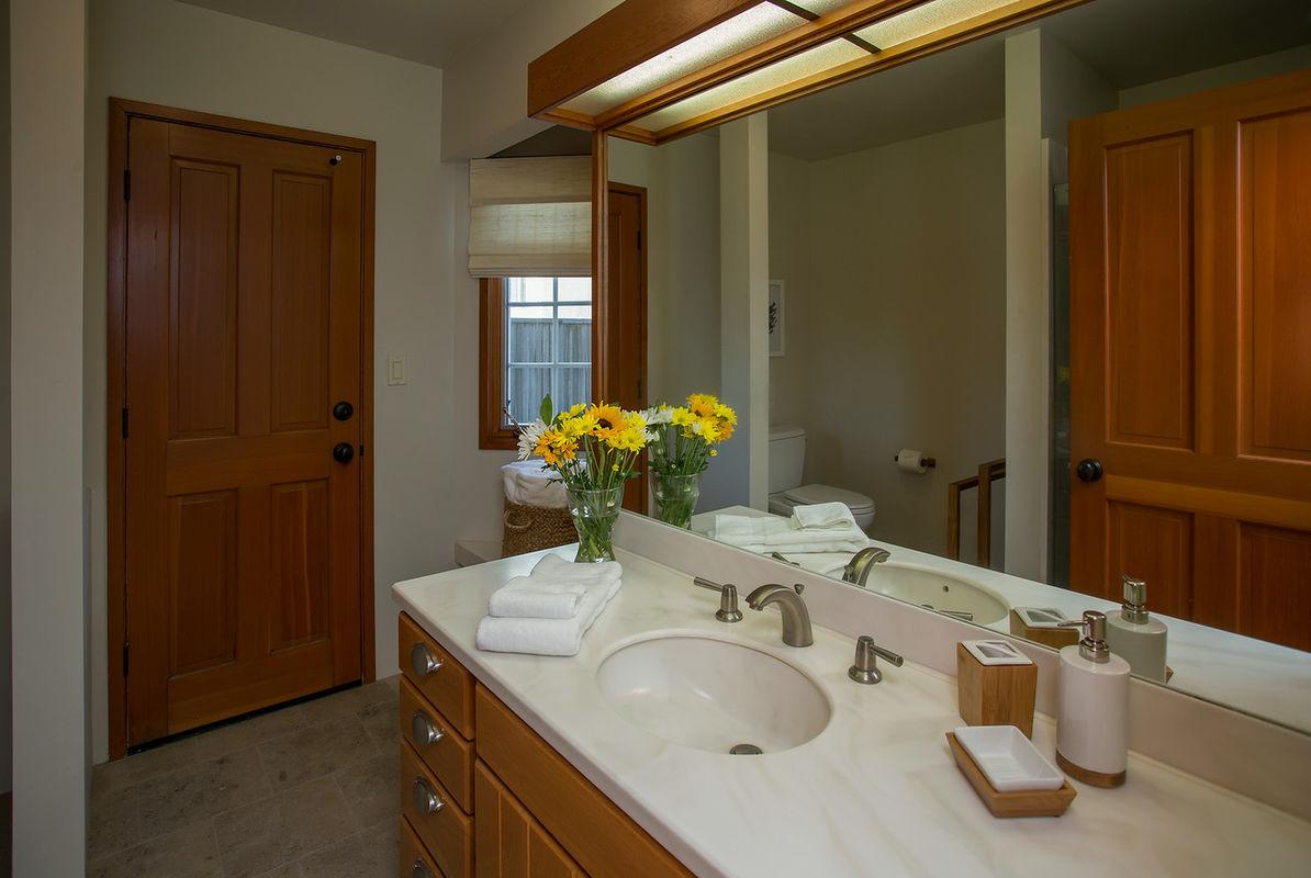 Bathroom #2, East Wing