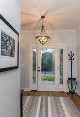 A welcoming entrance to 2271 Seabrook Island Road
