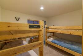 Bedroom 3- Bunk Room