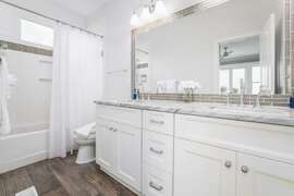 Fully Renovated Bathrooms And New Marble Countertops First Floor Bath To King Bedroom