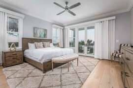 First Floor King Bedroom- Oceanside