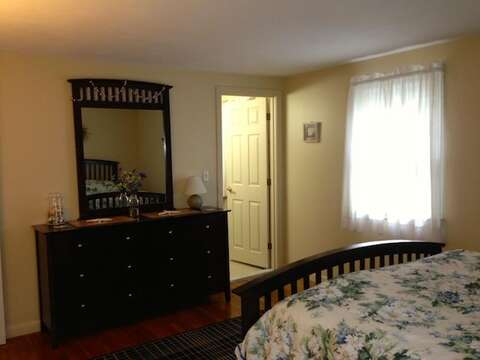 and en suite bath (with shower) - 26 Ridgevale Road South Harwich Cape Cod New England Vacation Rentals