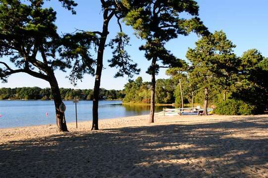 Deeded rights to Great Sand Lakes - Harwich Cape Cod New England Vacation Rentals