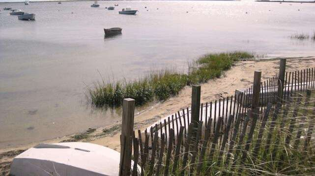 Just a 5 minute stroll to put your kayak or canoe in at the end of the lane! - Chatham Cape Cod New England Vacation Rentals