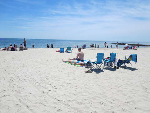 The popular Red River beach is just 0.4 mile away - South Harwich Cape Cod New England Vacation Rentals