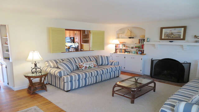 WiFi and Central air throughout! 138 Soundview Avenue Chatham Cape Cod New England Vacation Rentals