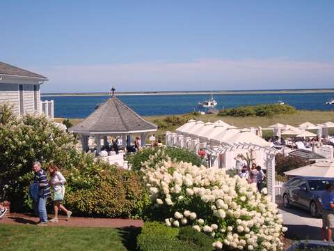 Chatham Bars Inn Beach Bar. Open to the public! - Chatham Cape Cod - New England Vacation Rentals