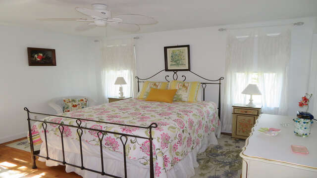 Another view ofBedroom #1 Queen 1st floor - 138 Soundview Avenue Chatham Cape Cod New England Vacation Rentals