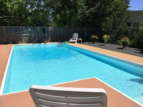 Welcome to PoolSide. Take a dip and enjoy your vacation! - 45 Route 28 West Harwich Cape Cod New England Vacation Rentals