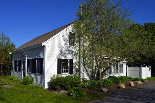 Front of house - 45 Route 28 West Harwich Cape Cod New England Vacation Rentals