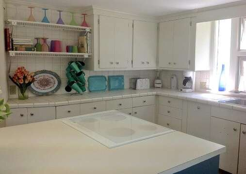 Kitchen - 45 Route 28 West Harwich Cape Cod New England Vacation Rentals