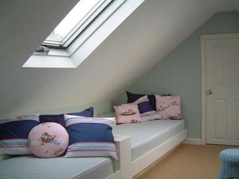 Bedroom #3 - 45 Route 28 West Harwich Cape Cod New England Vacation Rentals
