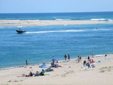 Lighthouse beach is just a couple blocks up the Street! - Chatham Cape Cod New England Vacation Rentals