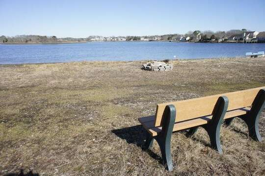 Mill Creek Recreation area only 0.1 mile away, perfect for launching kayaks and canoes - West Yarmouth Cape Cod New England Vacation Rentals