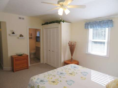 View to ensuite bathroom-37 Jacqueline Circle West Yarmouth Cape Cod New England Vacation Rentals