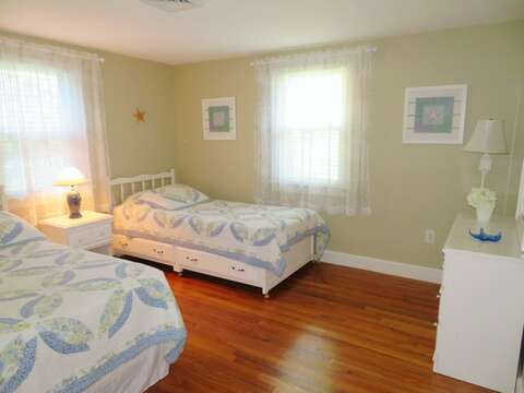Another view of 2nd bedroom-37 Jacqueline Circle West Yarmouth Cape Cod New England Vacation Rentals