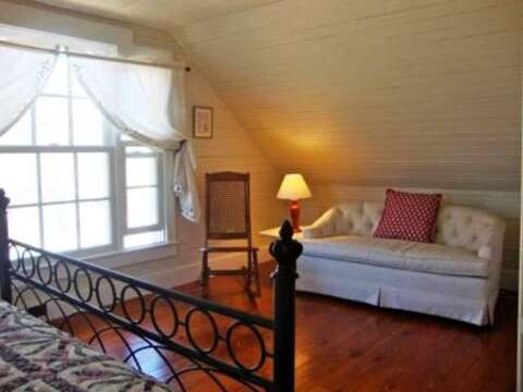 Upstairs Bedroom #2 - 49 Pleasant Lake Avenue Harwich Cape Cod New England Vacation Rentals