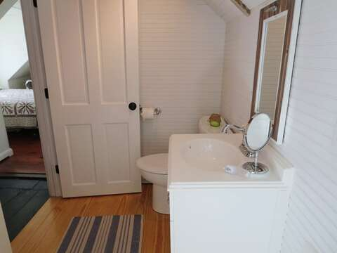 2nd floor half bath - 49 Pleasant Lake Avenue Harwich Cape Cod New England Vacation Rentals