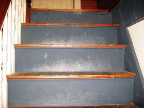 Careful of risers going upstairs - 49 Pleasant Lake Avenue Harwich Cape Cod New England Vacation Rentals