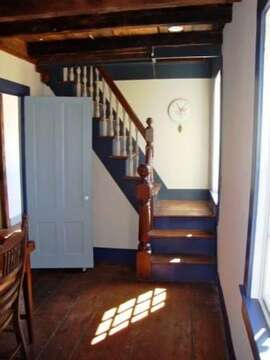 Entry Hall - 49 Pleasant Lake Avenue Harwich Cape Cod New England Vacation Rentals