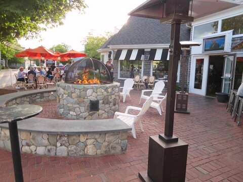 Walk to Ember for great pizza, outside firepit, patio, and bar! - Harwich Port Cape Cod New England Vacation Rentals