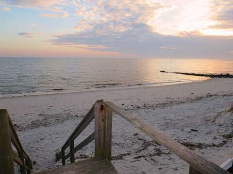 Sunsets are beautiful at the end of the street - Harwich Port Cape Cod New England Vacation Rentals