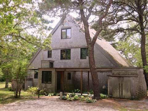 Enjoy your stay at the Crows Nest! - 28 Sears Point Road Chatham Cape Cod New England Vacation Rentals