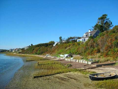 2 Kayaks for your use (at own risk) provided. - 28 Sears Point Road Chatham Cape Cod New England Vacation Rentals