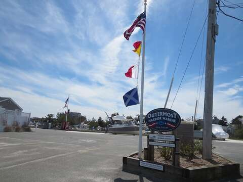 Outermost Harbor Marina is just across the street. Here you can take a seal tour or a one of a kind trip to the Outer Beach! - Chatham Cape Cod New England Vacation Rentals