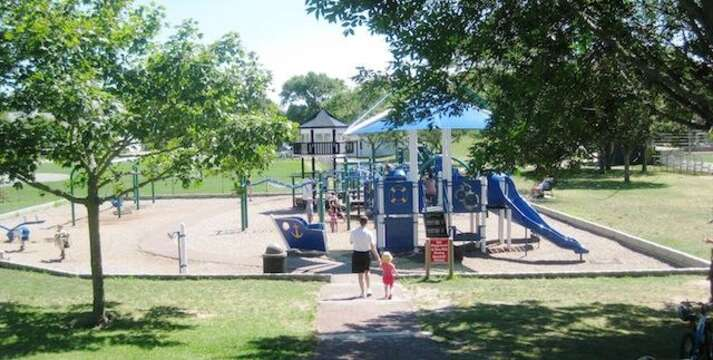 Chatham Playground and ballfield approximately a 1/2 mile away - Chatham Cape Cod New England Vacation Rentals