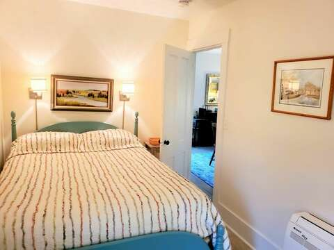 Main floor. Bedroom #1 with a Full bed - 38 Pleasant Street Harwich Port Cape Cod New England Vacation Rentals