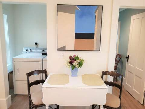 All refreshed updated with Washer and dryer-38 Pleasant Street Harwich Port Cape Cod New England Vacation Rentals