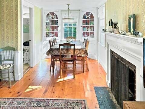 Dining room - 13 Lincoln Village Harwich Port Cape Cod New England Vacation Rentals