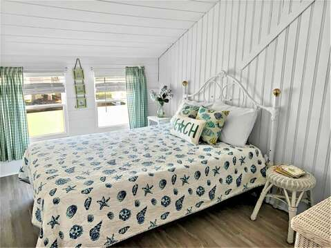 Bedroom #2 with Double bed - 17 Ocean Avenue Harwich Port Cape Cod New England Vacation Rentals