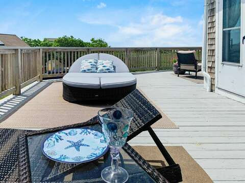 So many ways to soak up the rays! at 19 Bob White Lane South Harwich Cape Cod New England Vacation Rentals